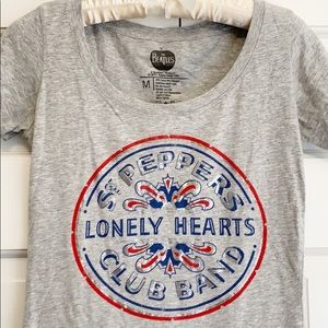 Beatles Sgt. Peppers Lonely Hearts Club Band tee